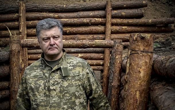 Порошенко одобрил допуск иностранных армий