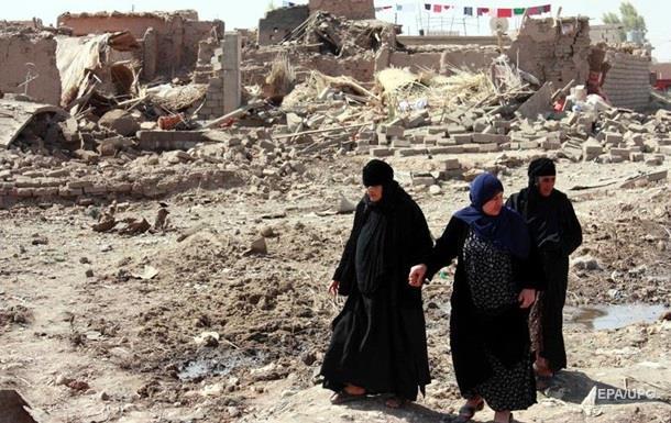 ИГИЛ казнил более 800 женщин в иракском Мосуле