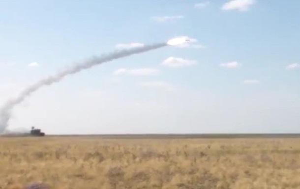 Россия показала испытания новейшего ЗРК