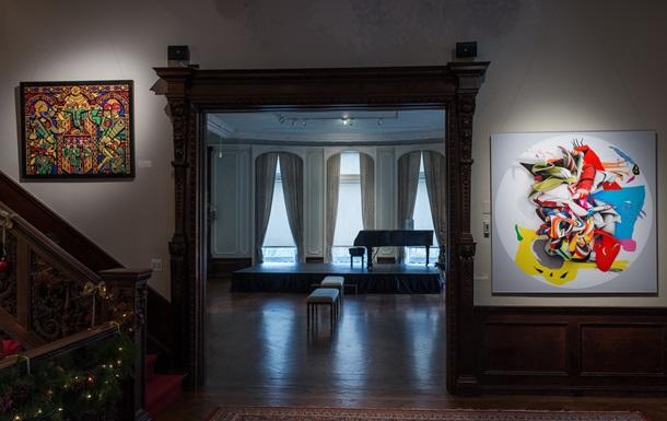 Арт-удар. В Нью-Йорке проходит масштабная выставка украинских художников