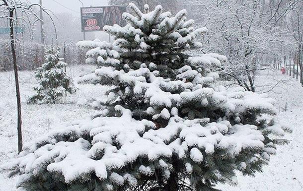 Синоптики предупредили о снегопаде в Украине
