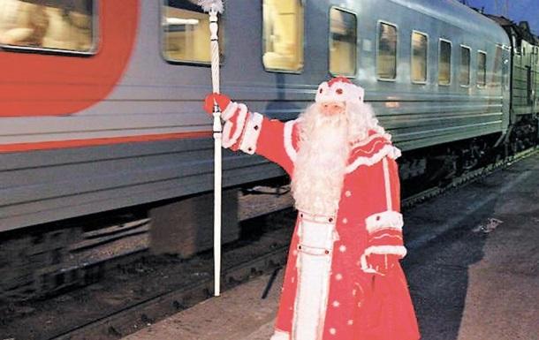 Проводники поездов в новогоднюю ночь будут в костюмах
