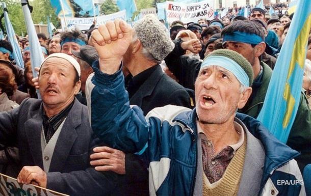 Татары хотят Херсон. Последствия блокады Крыма