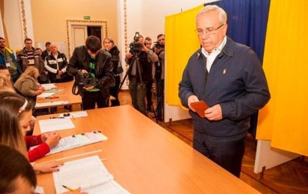 Перевыборы в Кривом Роге критикует Европа