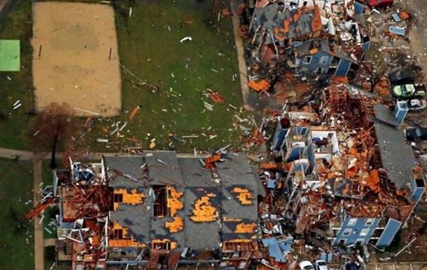 В США из-за непогоды отменили более 2,5 тысячи авиарейсов