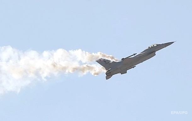 В Саудовской Аравии разбился военный самолет Бахрейна