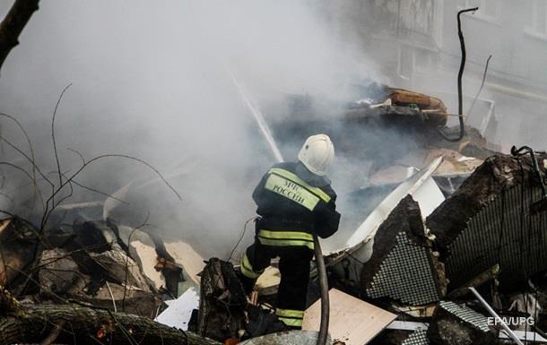 Взрыв дома в Волгограде: найдено тело пятого погибшего