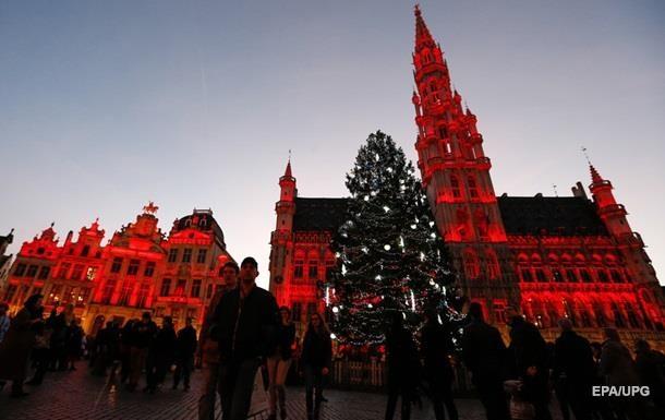 В Брюсселе отменили новогодний салют из-за угрозы теракта