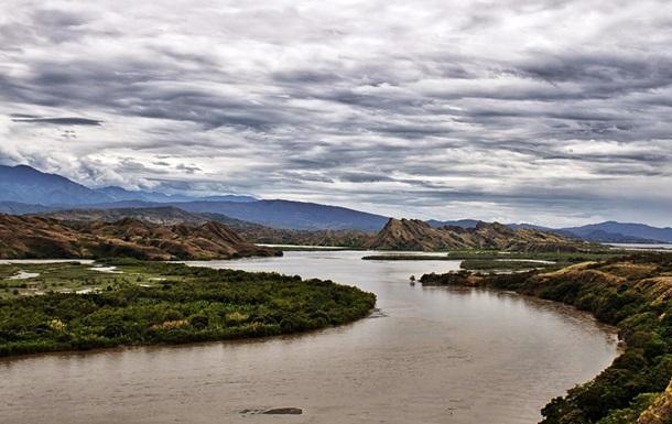 В Колумбии объявили тревогу из-за резкого падения уровня воды в реках