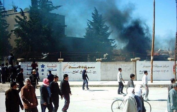 Теракты в Сирии: число жертв возросло до 16