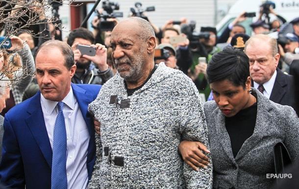 Білла Косбі заарештують за сексуальне насильство