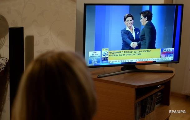 Польский Сейм решил усилить контроль над СМИ