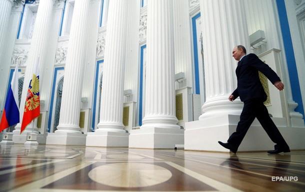 Путін затвердив нову стратегію нацбезпеки