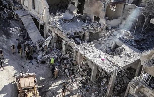 Война в Сирии: за год погибли более 55 тысяч человек