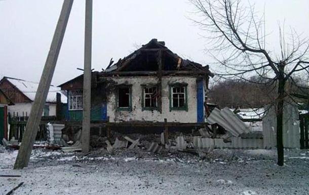 В Луганском поселке Золотое появился свет