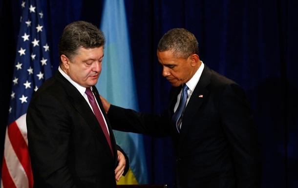 Порошенко получил ультиматум от Обамы