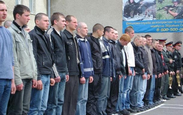 Реформы военкоматов начнутся с Одесской области