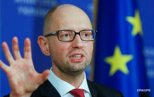 Яценюк: Украина ждет финальное решение ЕС по визам