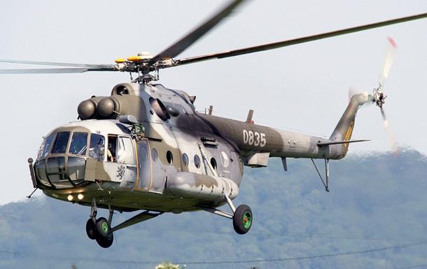 В Афганистане разбился военный вертолет Ми-17