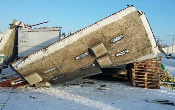 На центральном рынке Харькова произошел взрыв