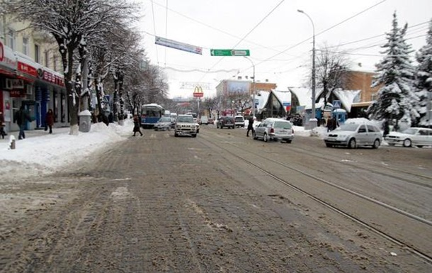 В Виннице переименовали все  cоветские  улицы