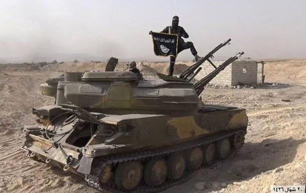 ИГИЛ может сбивать самолеты боевыми ракетами - СМИ