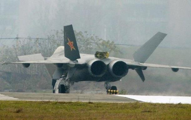 Китай испытал свой секретный истребитель
