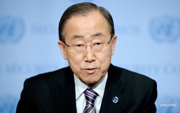 Генсек ООН пригрозил КНДР ужесточением санкций
