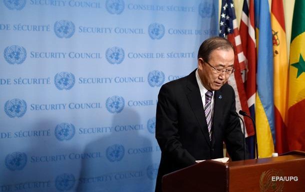 Совбез ООН осудил испытание водородной бомбы КНДР