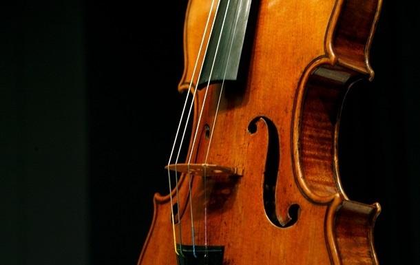 Американка оставила в поезде скрипку Страдивари за 2,6 миллиона долларов