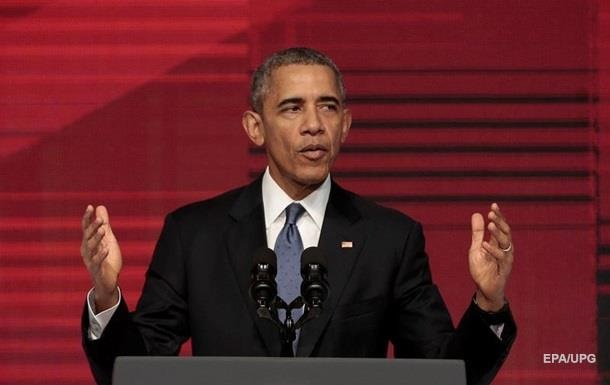 Обама поздравил православных христиан с Рождеством