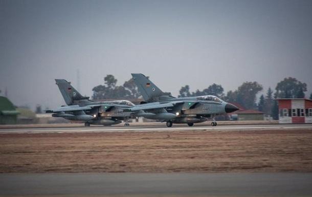 Германия начала воздушную операцию в Сирии и Ираке