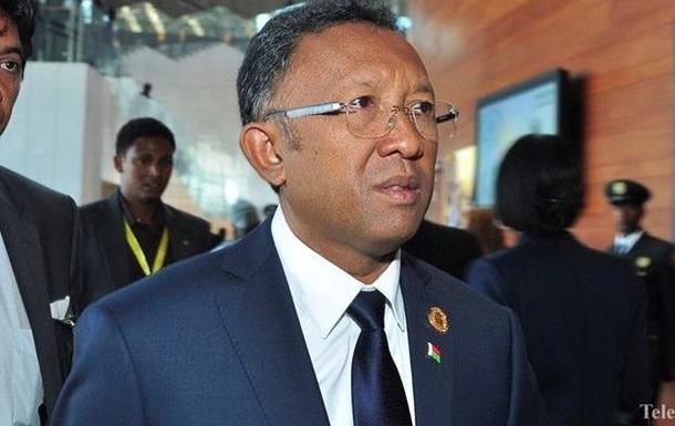 Новогодний банкет президента Мадагаскара вызвал протесты