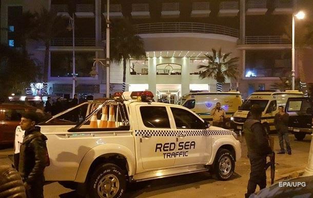 Египет усилил меры безопасности на всех курортах