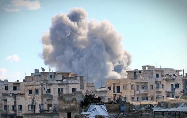 Авиаудар РФ по городу в Сирии: погибли 40 человек