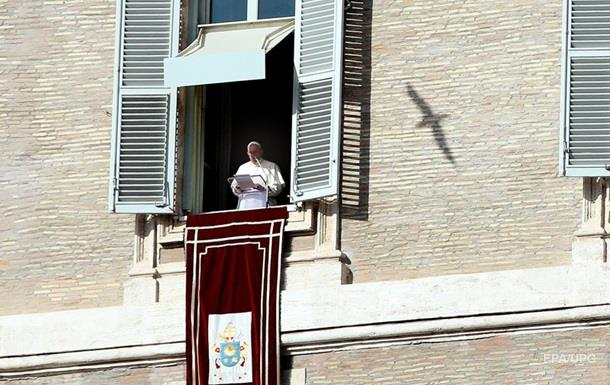 Ватикан обнародовал детали новой книги Папы Франциска