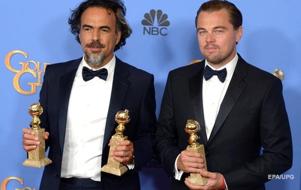 Ди Каприо и Сталлоне - среди обладателей  Золотого глобуса