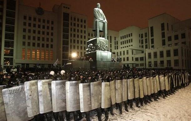 Беларуси нужна революция