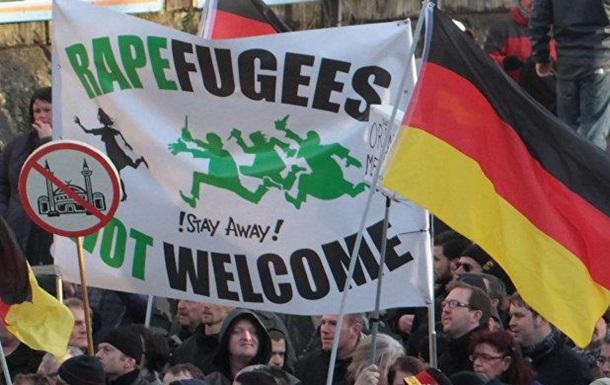 Беспредел беженцев в центре Европы: мигранты изнасиловали 106 женщин