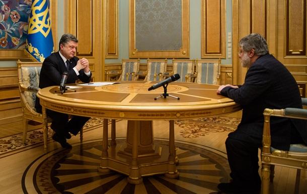 В АП отрицают договоренности с Коломойским