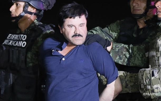 Экстрадиция наркобарона Коротышки в США приостановлена