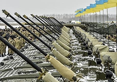 Война в Донбассе: в жертвах – вся Украина