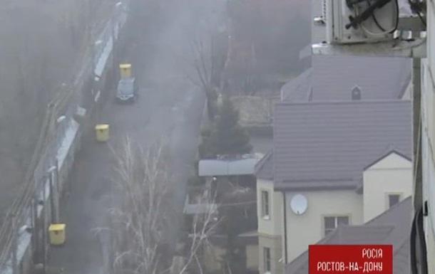 Журналисты нашли дом Януковича в Ростове