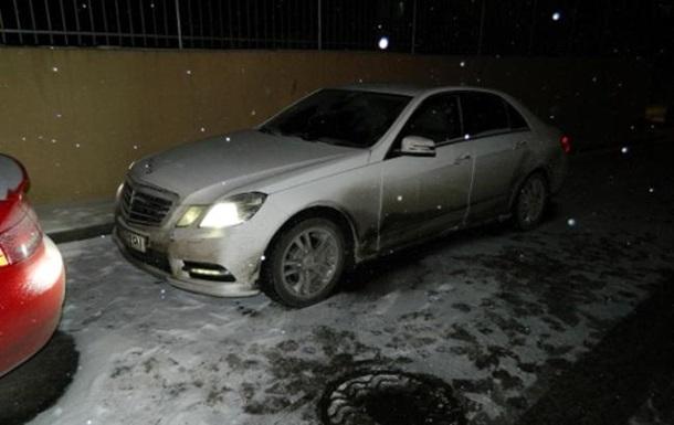 Киевлянин подстрелил наркомана, пытавшегося угнать авто