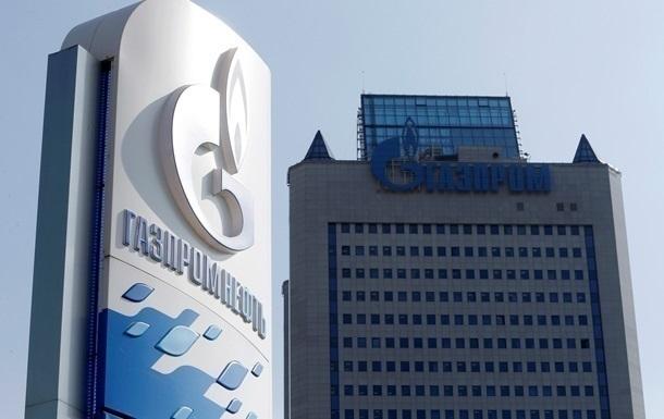 У 2015 році видобуток Газпрому побив антирекорд