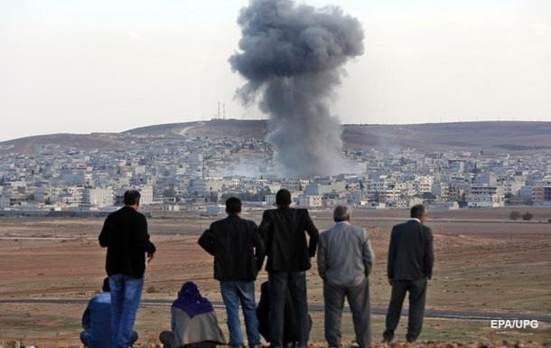 Коаліція завдала більше 20 ударів по Сирії та Іраку