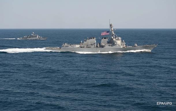 В Иране задержаны американские моряки - СМИ