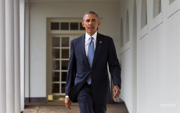 Белый Дом обнародовал выдержки из послания Обамы конгрессу