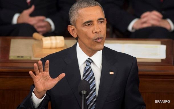 Обама: Украина и Сирия уходят из-под влияния РФ