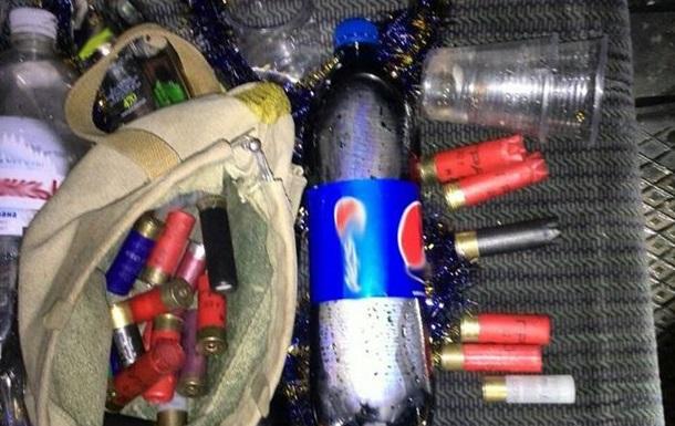 В Киеве пьяная женщина открыла стрельбу из ружья